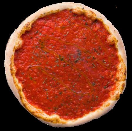 base pizza roja